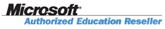 Microsoft Authorised Education Reseller